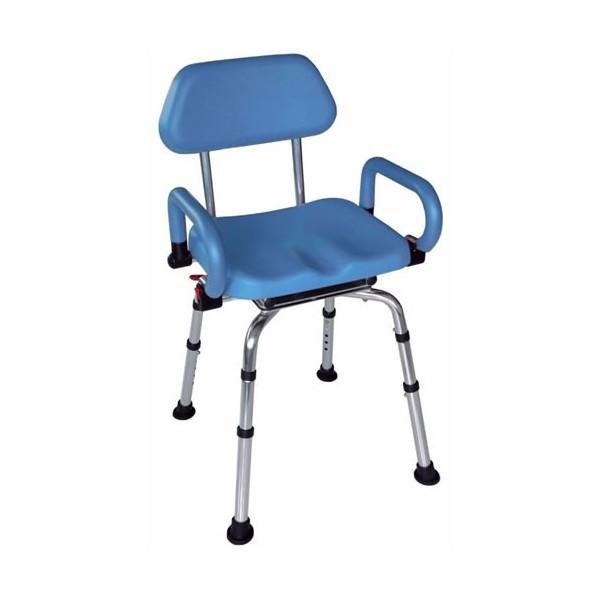 Chaise de douche assise pivotante dupont austra for Assise de chaise