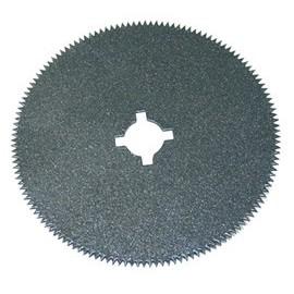 Lame de scie PTFE antiadhérent pour plâtre naturel et synthétique