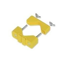 Support de fixation verticale pour Sanicollecteur Biocompact
