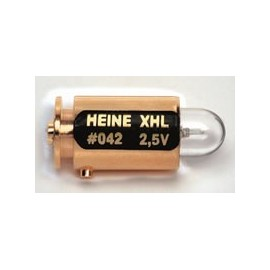 Ampoule HEINE 2,5V pour Ophtalmoscope alpha+