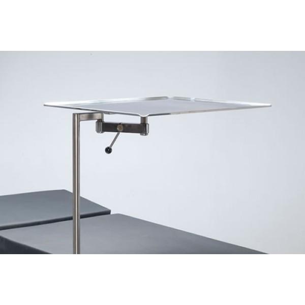 Table instruments articul e sur rail de table d 39 op ration - Table de reference pour fixer les pensions alimentaires ...