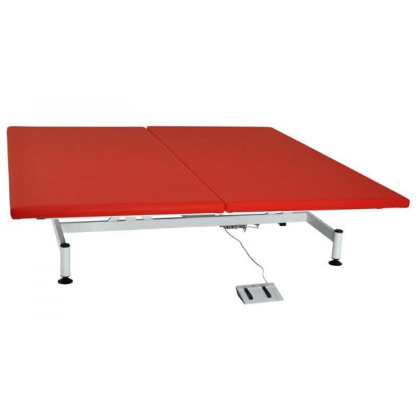Table bobath lectrique for Largeur d une table