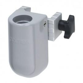 Support de paravent Ropimex GSH-V pour tube vertical