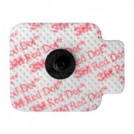 Electrode ECG 3M Red Dot 2660-5, le sachet de 5