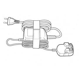Adaptateur secteur 3027804-0 pour nébuliseur OMRON U22