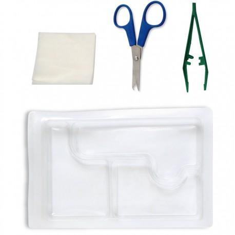 Set d'ablation de fils de suture sterile usage unique Nessicare