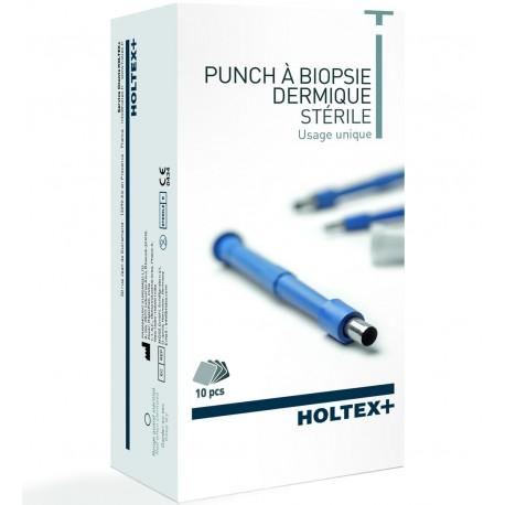 Punch à biopsie dermique HOLTEX