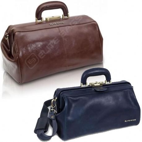 Sac médecin en cuir ELITE BAGS CLASSY'S