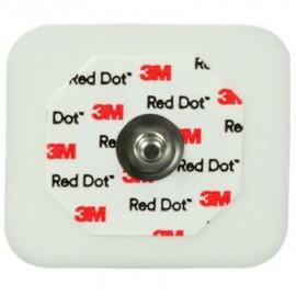 Electrode ECG 3M Red Dot 2560 longue duree