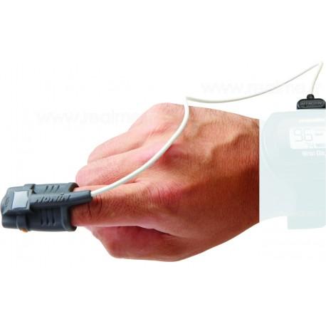 Capteur Sp02 souple oxymètre poignet NONIN WristOx2 3150