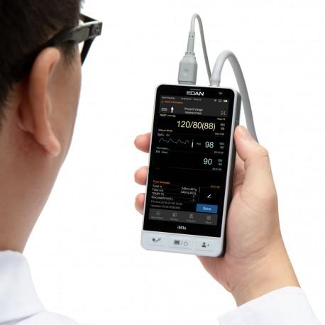 Moniteur multiparamétrique portable EDAN iM3S - PNI + SPO2
