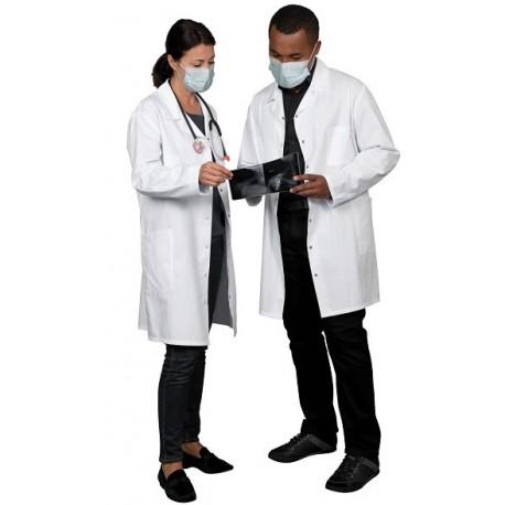 Blouse medicale sargasse mixte