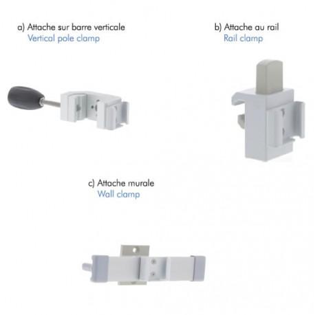 Accessoires de fixation pour BLENDER Air Oxygène Technologie Médicale