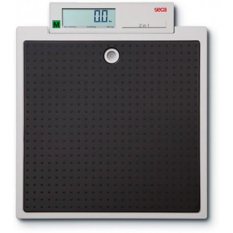 Pèse personne électronique plat SECA 877 Classe III Médicale