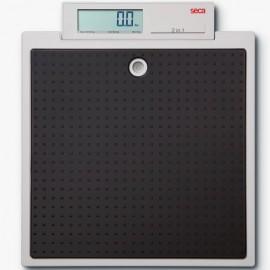 Pèse personne électronique plat SECA 876, capacité 250kg