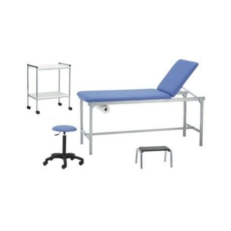 Mobilier cabinet médical 4 éléments ECOMAX
