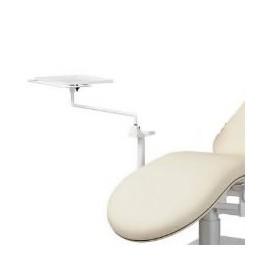 Plateau sur support pour fauteuil esthétique Carina Medical INJEXIA