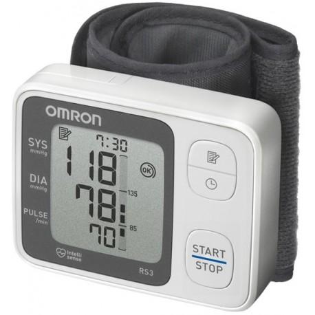 Tensiomètre poignet electronique OMRON RS3