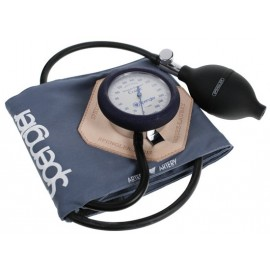 Tensiomètre SPENGLER Vaquez-Laubry Classic velcro Gris