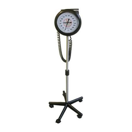 Tensiomètre à grand cadran Titan COLSON sur socle à roulettes