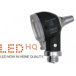 Tête d'Otoscope HEINE Mini 3000 LED F.O.