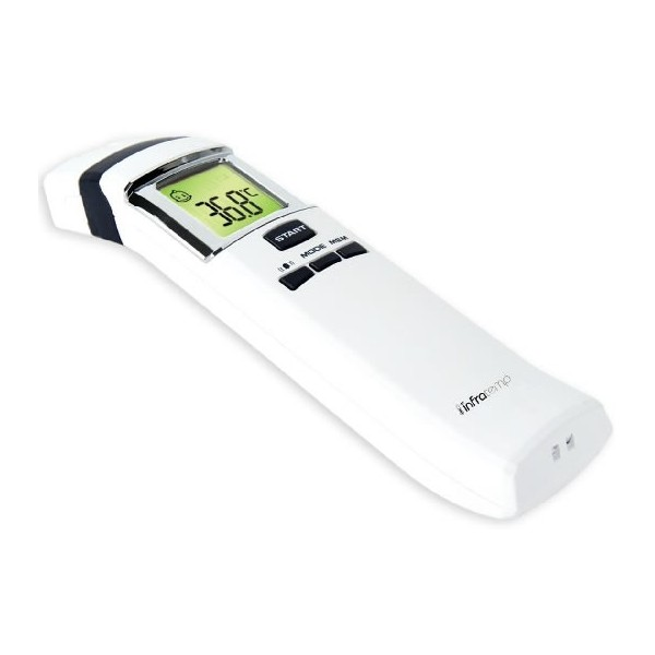 Thermom tre infrarouge sans contact infratemps 2 realme - Thermometre infrarouge cuisine ...