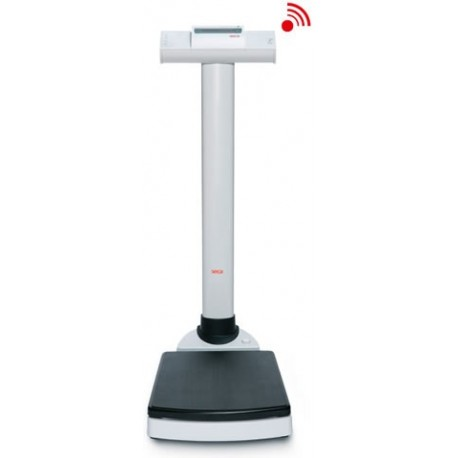 Balance électronique à colonne sans fil seca 704 Classe III Médicale