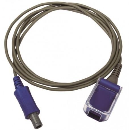 Câble extension SpO2 pour moniteur signes vitaux EDAN M3A