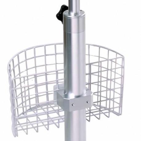 Panier supplémentaire pour socle à roulettes EDA020