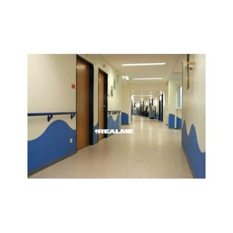 DECOBA Plax plaque de protection murale - Le mètre carré