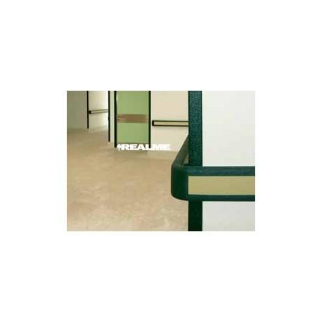 DECOBA Hander 140 protection murale et main courante - Le mètre linéaire