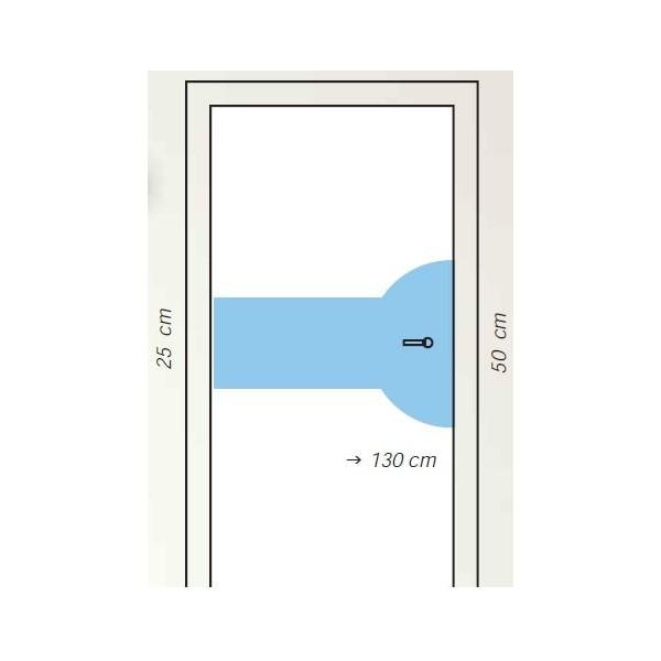 Protection de porte plaque de propret komet - Plaque de proprete porte ...