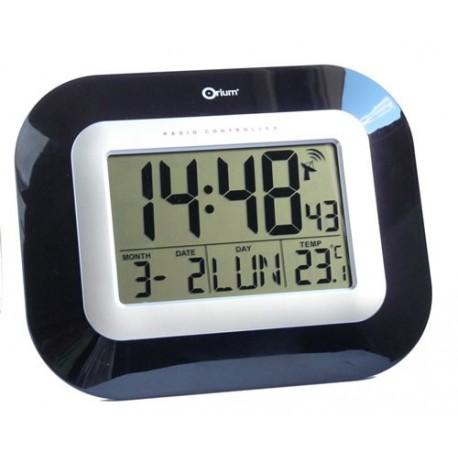 Horloge digitale radio contrôlée Orium
