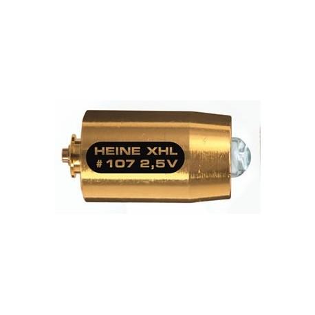 Ampoule HEINE 2,5V pour lampe à clip