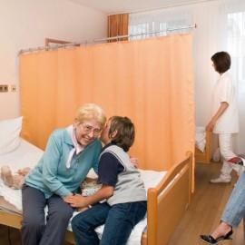 Promotion paravent médical télescopique Ropimex