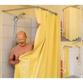 Cabine de douche télescopique complète Ropimex RKL
