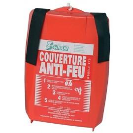 Coffret couverture anti-feu ASEP CAF 120 ESCULAPE