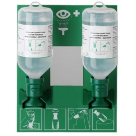 Station lave oeil ASEP 2 x 500ml Esculape