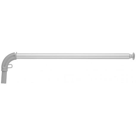 Barre télescopique pivotable ropimex longueur 1.50m - RTS 1.5