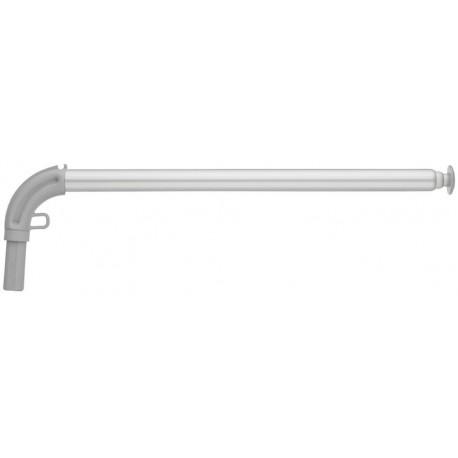 Barre télescopique pivotable longueur 1.20m - RTS 1.2
