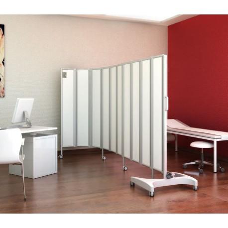 paravent mobile battants rigides ropimex hauteur 165 cm. Black Bedroom Furniture Sets. Home Design Ideas