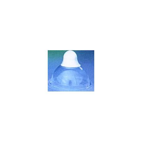 Coupelle et couvercle pour nébuliseur ultrasonique NU 52 (par 50)