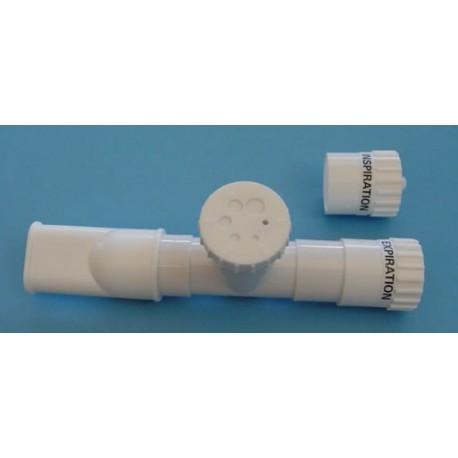 Respirex dispositif de rééducation respiratoire
