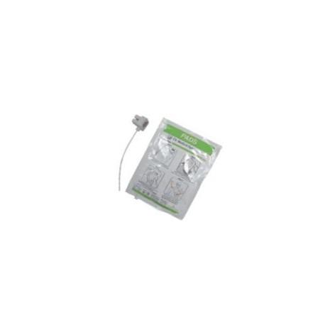 Electrodes adultes pour défibrillateur Déf-NSI