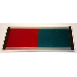 Ecran Dalton (vert et rouge) pour échelle lumineuse ETFL, ETCT, EM, EMCT, EO, EO