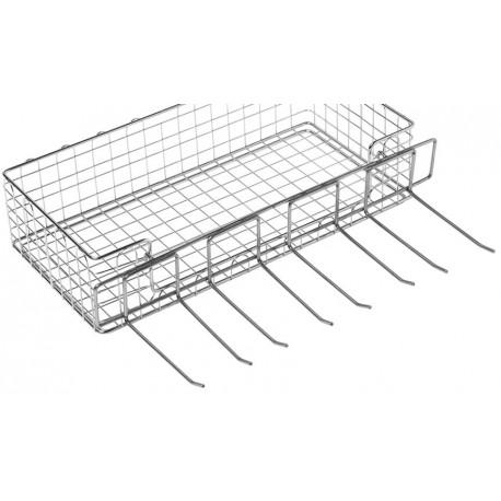 Crochets à sondes pour chariot modulaire de bloc opératoire
