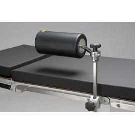 Rouleau horizontal Reison pour appui latéral de table d'opération