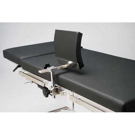Appui latéral concave Reison pour table d'opération