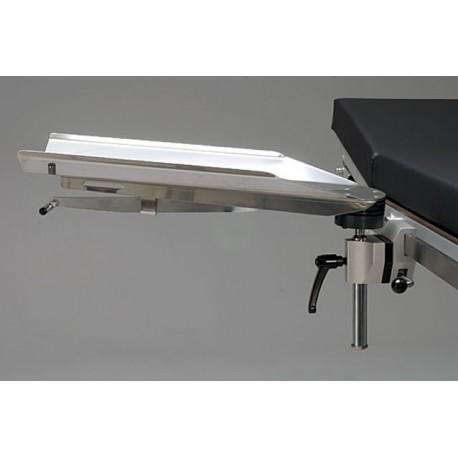 Appui bras pédiatrique (court) pour table d'opération
