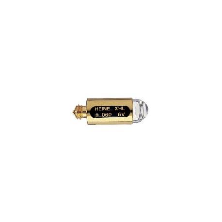 Ampoule HEINE XHL 060 6V pour poignée d'éclairage - X-004.88.060